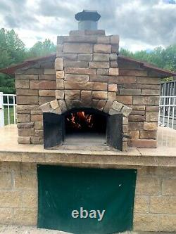Brick Oven, Pizza Oven, Outdoor Wood Fired Ovens, Trammel Tool