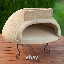Brick Wood Outdoor Fired Pizza Oven Multiple colors