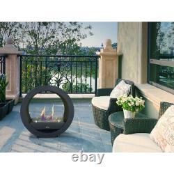 Floor Bioethanol-Ofen From Purline Urano for Indoor and Outdoor