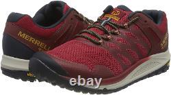Merrell Men'S Nova 2 Gtx Walking Shoe, Brick, 7 Uk