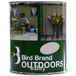 Outdoor Garden Furniture Paint Decking Sheds Planters Metal Wood Plastic Brick