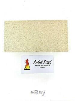 Vermiculite 610 x 193 20mm Firebrick FireBoard Heat Proof Brick Resistant