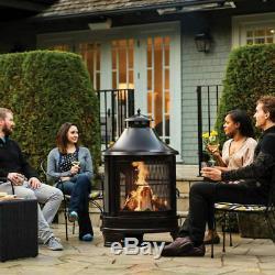 Bonjour Outdoors Acier Cuisine Avec Pit Swing Out Barbecue Fer