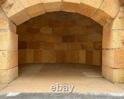 Briques De Feu Et Briques De Visage, Mosaïque, Diamètre 70cm