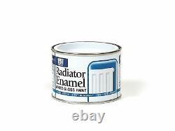 Radiateur Blanc Enamel Paint Intérieur Extérieur Dur Performance Séchage Haute Construction