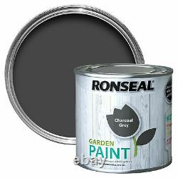 Ronseal Outdoor Exterior Garden Paint Wood Brick Metal Stone All Colour's 2.5l
